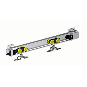Image of Rothley Herkules 60 1500mm Track Set