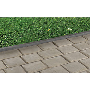 Marshalls Drivesys Riven Driveway Block Paving Pack Mixed Size - Grey 4.51 m2
