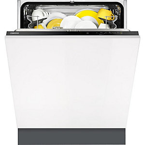Image of Zanussi 60cm Integrated Dishwasher ZDT21006FA