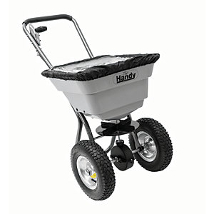 Image of The Handy Dual-Function Push Spreader 36kg