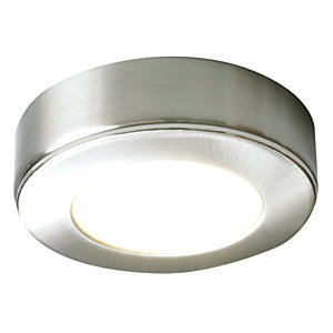 Wickes Single Round Natural LED Spotlight - 2.6W