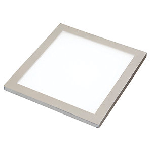 Wickes Best LED Square Natural Spotlight - 6W - Pack of 3