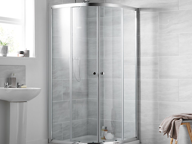 Quadrant Sliding Shower Enclosure