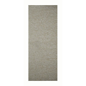 Wickes Milan Light Grey Real Wood Flush Internal Door - 1981mm x 762mm