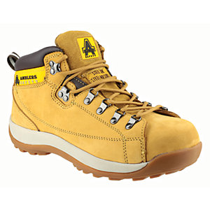Image of Amblers Safety FS122 Hiker Safety Boot - Honey Size 5