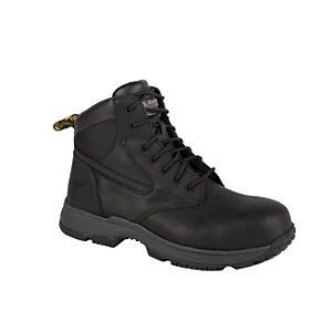 Image of Dr. Martens Corvid Safety Boot - Black Size 12