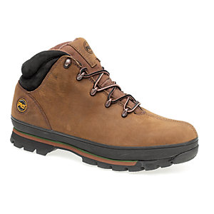 Image of Timberland PRO Splitrock Safety Boot - Wheat Size 10.5