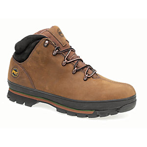 Image of Timberland PRO Splitrock Safety Boot - Wheat Size 9