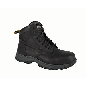 Image of Dr. Martens Corvid Safety Boot - Black Size 8