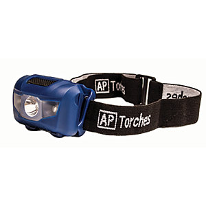 Image of Active AP Torches A52095 LED Headtorch with Battery - 80lm