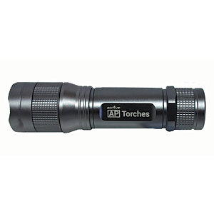 Image of Active AP Torches A56024 CREE LED Aluminium Torch with Battery - 300lm