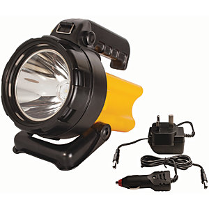 Image of Active AP Torches A52309 LED Rechargeable Spotlight with Battery - 150lm