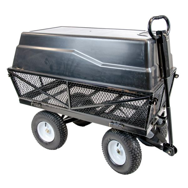 The Handy Multi Purpose Garden Cart