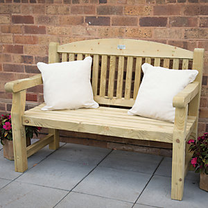 Forest Garden Harvington Bench - 1.2m