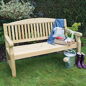 Forest Garden Harvington Bench - 1.5m
