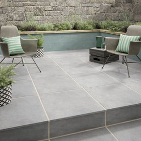 Indoor Outdoor Porcelain Floor Tile