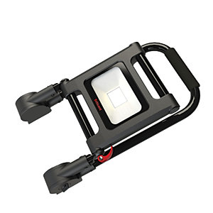 Image of Briticent Cobra LED Aluminium Single Rechargeable Work Light - 8W