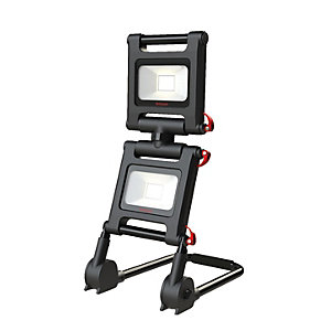 Image of Briticent Cobra LED Aluminium Twin Rechargeable Work Light - 2 x 8W
