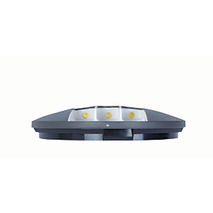 Image of Lutec Mask Exterior Wall Light - 9W