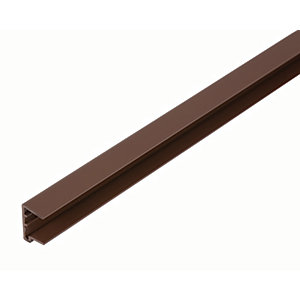 Compare retail prices of 16mm PVC Sheet Closure- Brown 2.1m to get the best deal online