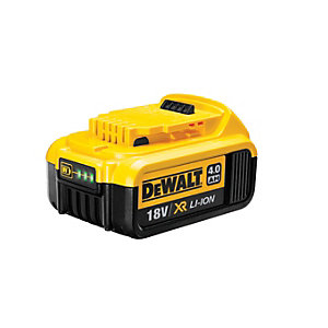 Image of DeWalt DCB182-XJ 4.0Ah 18V Li-ion XR Battery