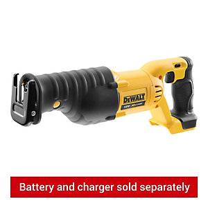 Image of DeWalt DCS380N-XJ 18V XR Li-ion Cordless Reciprocating Saw - Bare