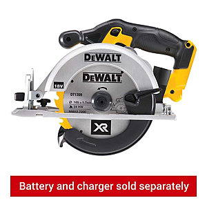Image of DeWalt DCS391N 18V XR Li-ion Cordless Circular Saw - Bare