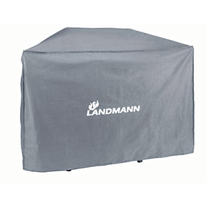 Landmann Triton Miton and Avalon Waterproof BBQ Cover - Grey