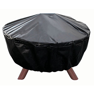 Image of Landmann PVC Fire Pit Cover - Black