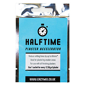 Image of Halftime Plaster Accelerator - Pack of 5