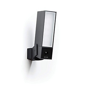 Image of Netatmo Presence Smart Outdoor Security Camera with Floodlight