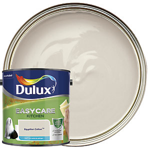 Dulux Easycare Kitchen - Egyptian Cotton - Matt Emulsion Paint 2.5L