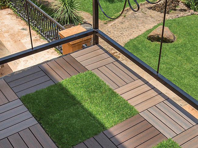 Decking Boards Kits
