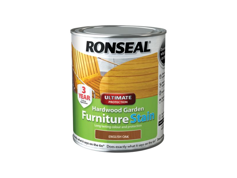 Ronseal Ultimate Protection  - English Oak 750ml