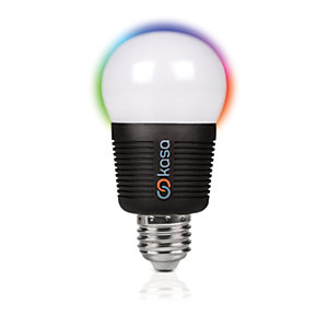 Image of Veho Kasa Colour Changing LED Bulb - E27 7.5W