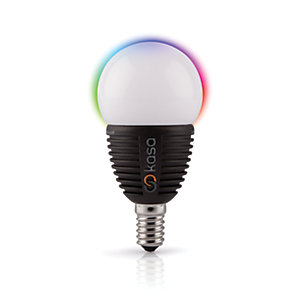 Image of Veho Kasa Colour Changing LED Bulb - E14 5.0W