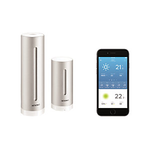 Image of Netatmo Smart Personal Weather Station