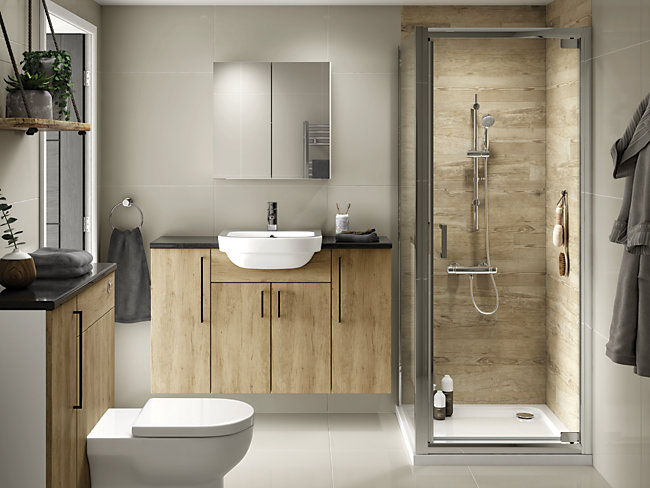 Fitted Bathroom Furniture Bathrooms Wickes