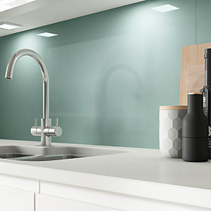 AluSplash Splashback - Blue Bird