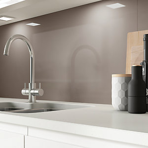 AluSplash Splashback - Latte