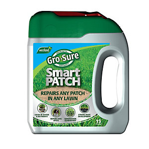 Image of Gro Sure Smart Patch Lawn Repair with Spreader - 2.5kg