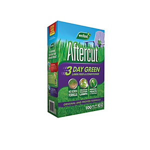Image of Aftercut 3 Day Green Medium Box Lawn Feed - 3.5kg