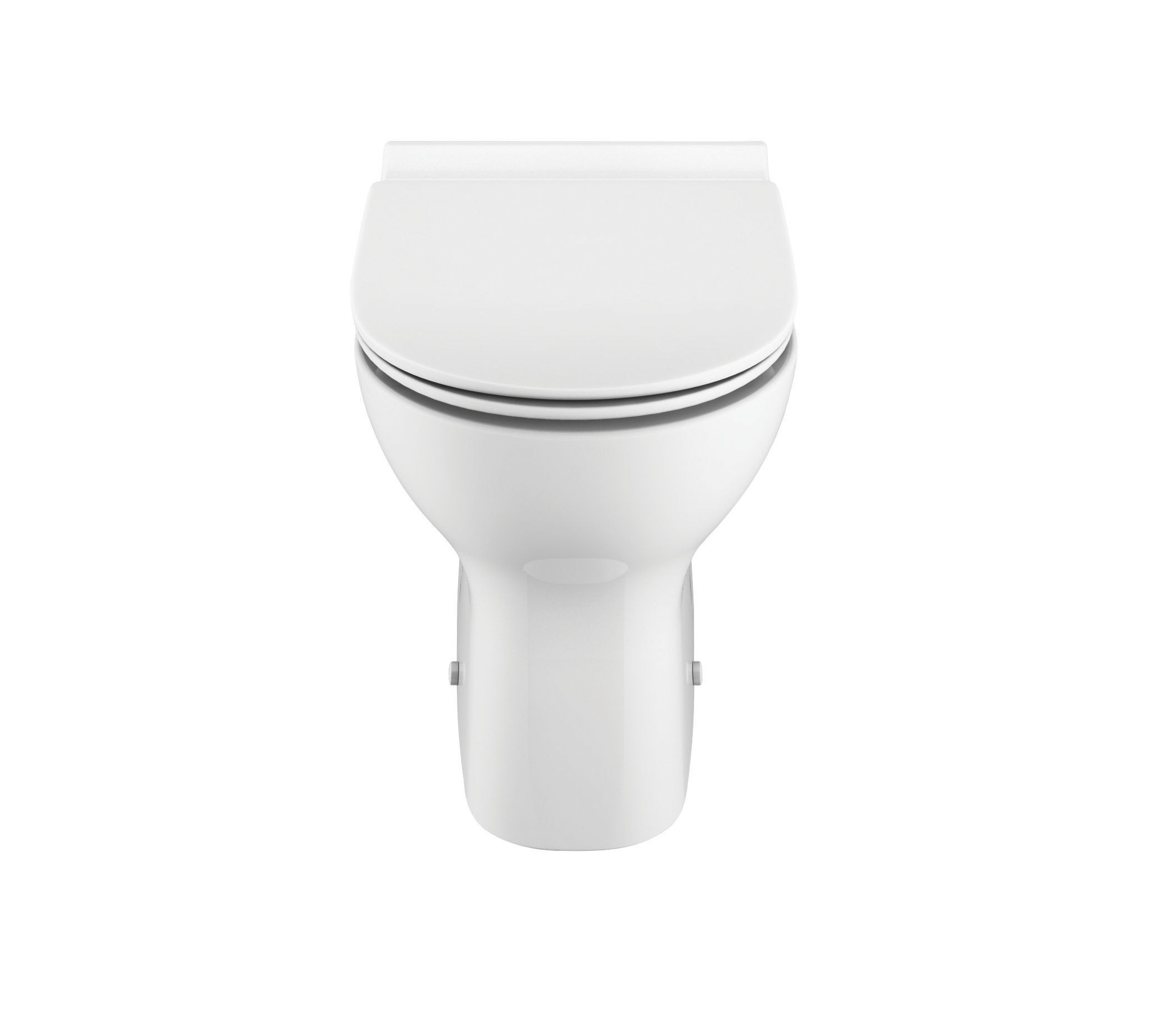 Wickes Vieste  Back To Wall Pan And Toilet Slimline Seat by Wickes