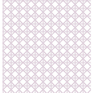 Superfresco Easy Diane Purple Geometric Wallpaper - 10m