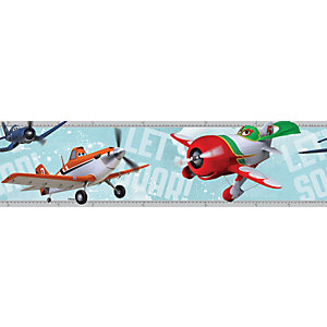 Disney Planes Multicoloured Decorative Border - 5m
