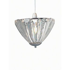 Image of Village at Home Haven Drop Ceiling Pendant Light - 60W E27