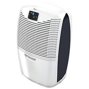 Image of Ebac 3650E Dehumidifier with Air Purification and Laundry Boost - 18L White & Grey
