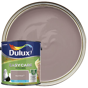 Dulux Easycare Kitchen - Heart Wood - Matt Emulsion Paint 2.5L