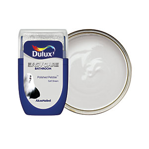 Dulux Easycare Bathroom - Polished Pebble - Paint Tester Pot 30ml