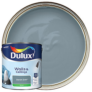Dulux - Denim Drift - Silk Emulsion Paint 2.5L